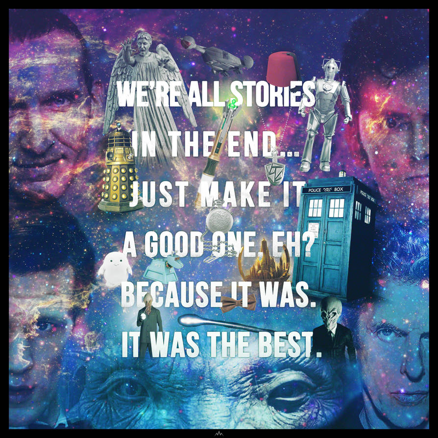 Doctor Who by mickhummel