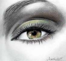 Eye See Through You by vixenart