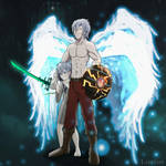 Angel of justice by Hiems07