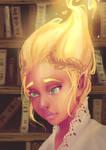Firehair by eveenya