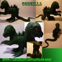 Godzilla Pony by AnimeAmy