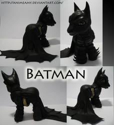 Batman from The Dark Knight by AnimeAmy