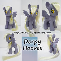 Derpy Hooves by AnimeAmy