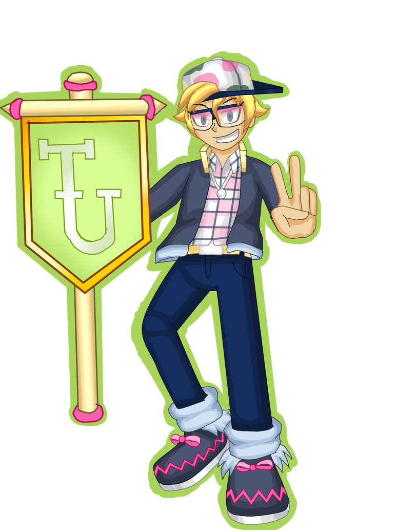 Truffleton U representative's Nye by ObedART2015