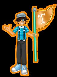 Torta tech representative's Mathias by ObedART2015