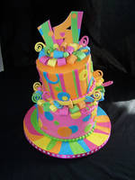 Better Wonky Cake. by helen1988