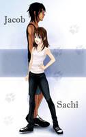 Art trade-SachiWolf by Misty-Mirage