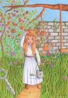 The Secret Garden by Ermelin