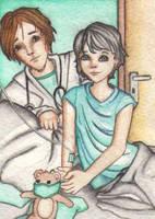 Dr. Teddy by Ermelin