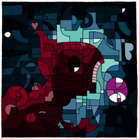 Red Monster by Ermelin