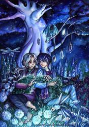 Magical Moonlight by Ermelin