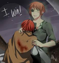 I WIN :: Evil Lavi by Taki-lavi