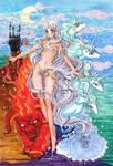 The last unicorn by seiyachan