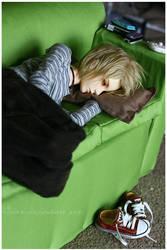 Sleepless by hiritai