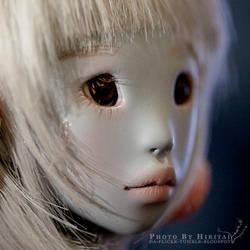 tiny face by hiritai
