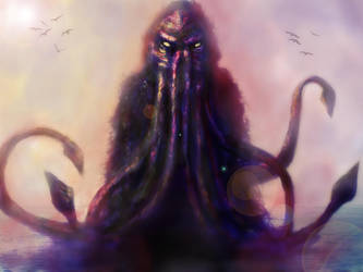 Ode to Lovecraft by CorporalPhantom