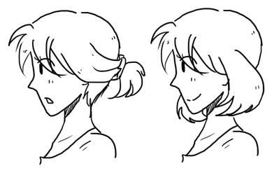 May's Hair by BakaChan53