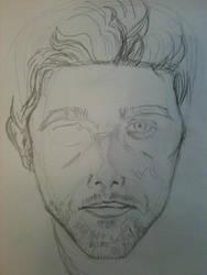 Portrait of a Classmate: 15 min by BakaChan53