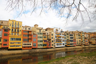 Girona. by mylittlebluesky