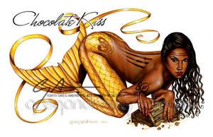 CHOCOLATE KISS by badass-artist