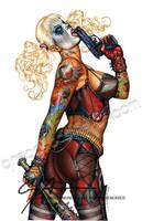 HARLEYPOCOLYPSE by badass-artist