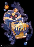 Cofagrigus by bluekomadori