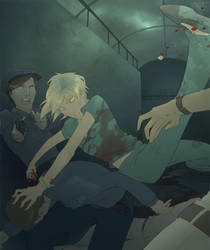 Arthur - Escape by FindChaos