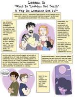 Lesbians 101 - Lesson 5 by FindChaos