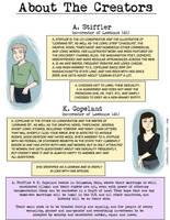 Lesbians 101 - About the Creators by FindChaos