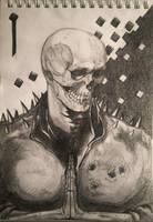 Skullman by persXIII