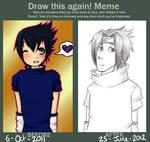 Improvement Meme... by SignedWithAnEcks