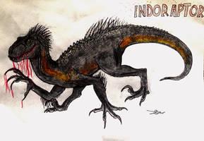 Genetic Power has been unleashed by CoelurosaurianArtist