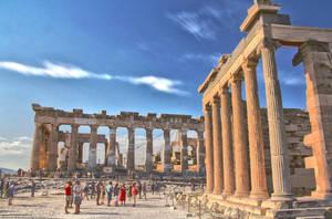 Acropolis by wayleri
