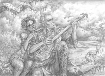Song Of Peace by wayleri
