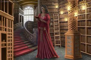 Melandra by wayleri