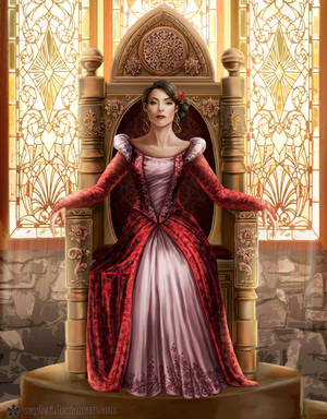 Livia Augusta by wayleri
