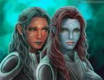 Adjaria and Kalaria by wayleri