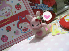 Contest Entry : Cherry Rabby by Hikoro