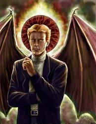 Lucifer Morningstar by ArcosArt