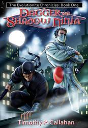 CmC and Shadow Ninja HQ by ArcosArt