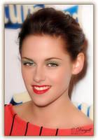 Retouched: Kristen Stewart by Dragellka