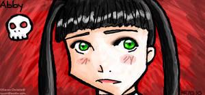 NCIS - Abby From twitdraw by ryuuri