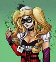 Nurse Harl by ColletteTurner