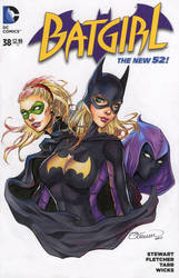 Batgirl (Stephanie Brown) by ColletteTurner