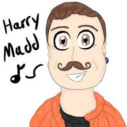 Harry Mudd by princessofvernon