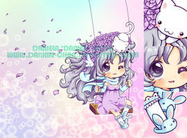 Commission - Cindilette 1 by Danime-chan
