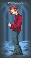 Ron Weasley by Danime-chan