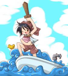 Pirate by Danime-chan