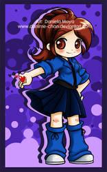 Commission - MoonHawke by Danime-chan