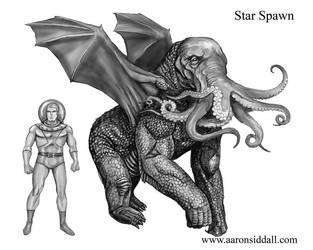 Star Spawn by MythAdvocate
